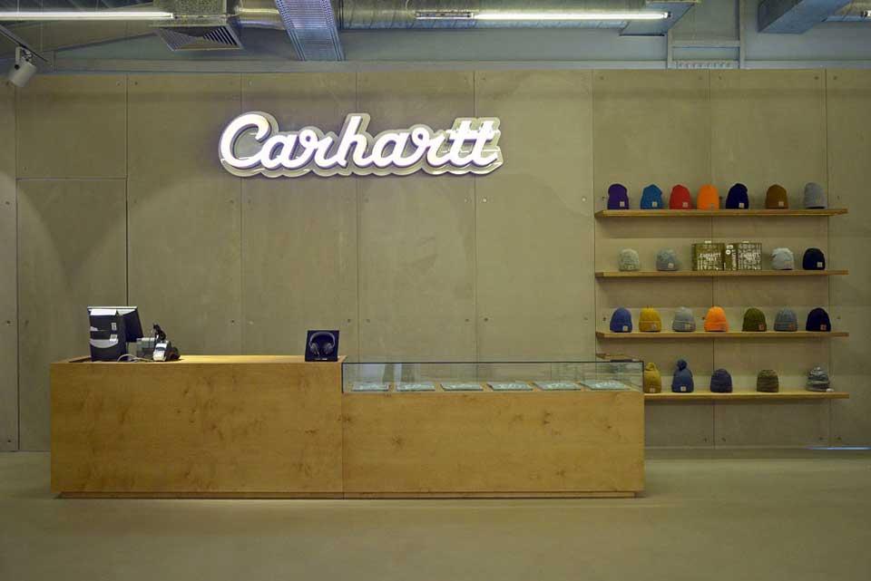 Carhartt Düsseldorf von Nagel